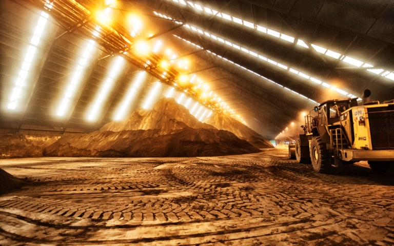 The mining industry responds to COVID-19, pioneering work in shaft ...